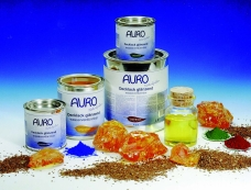 environmentally sensitive paint products made using natural materials
